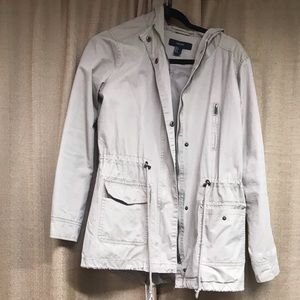 Brand new beige spring jacket